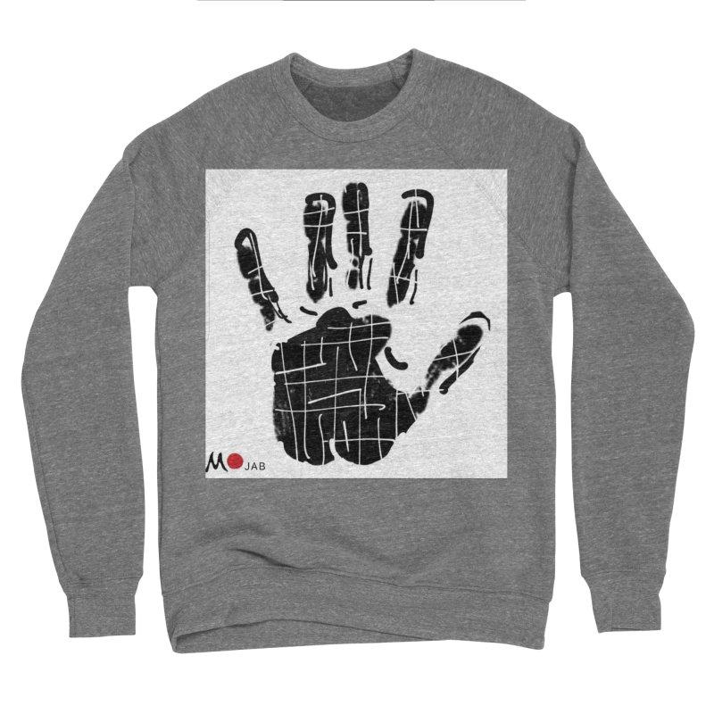 MO Jab Women's Sponge Fleece Sweatshirt by Mozayic's Artist Shop