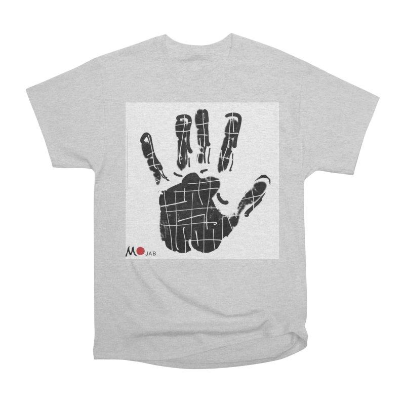MO Jab Women's Heavyweight Unisex T-Shirt by Mozayic's Artist Shop