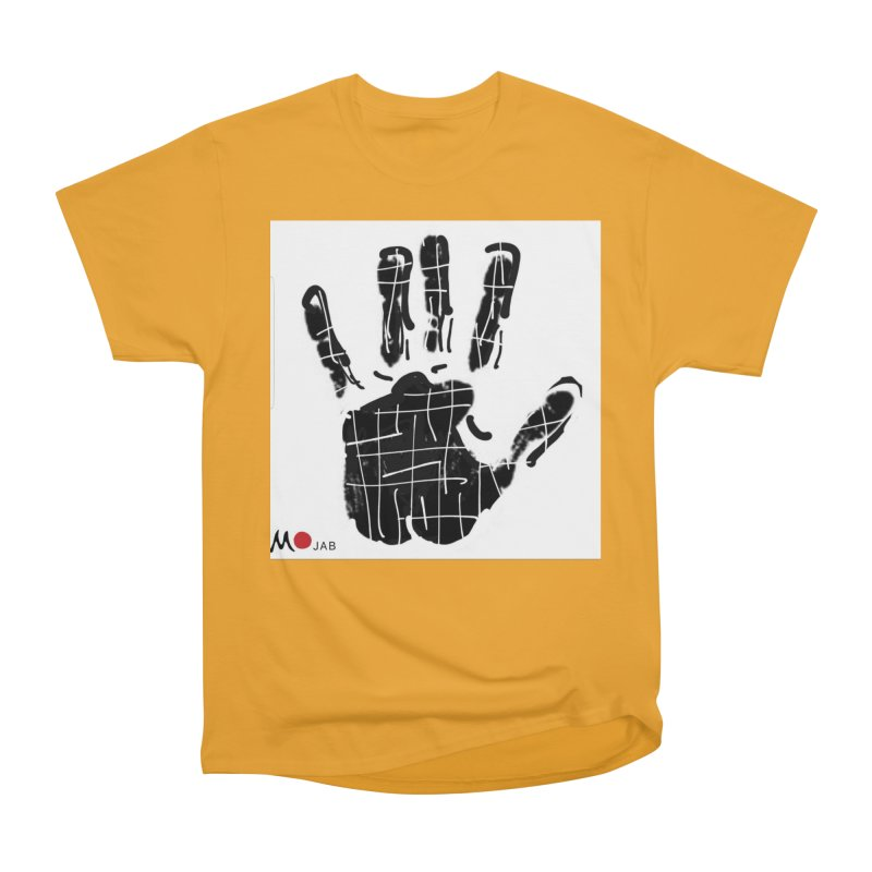 MO Jab Men's Heavyweight T-Shirt by Mozayic's Artist Shop