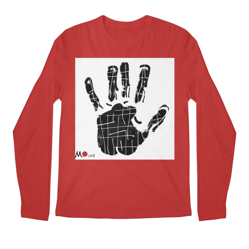 MO Jab Men's Regular Longsleeve T-Shirt by Mozayic's Artist Shop