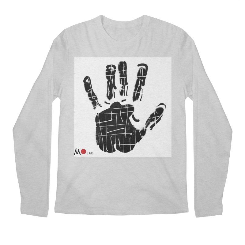 MO Jab Men's Regular Longsleeve T-Shirt by Mozayic's Artist Shop