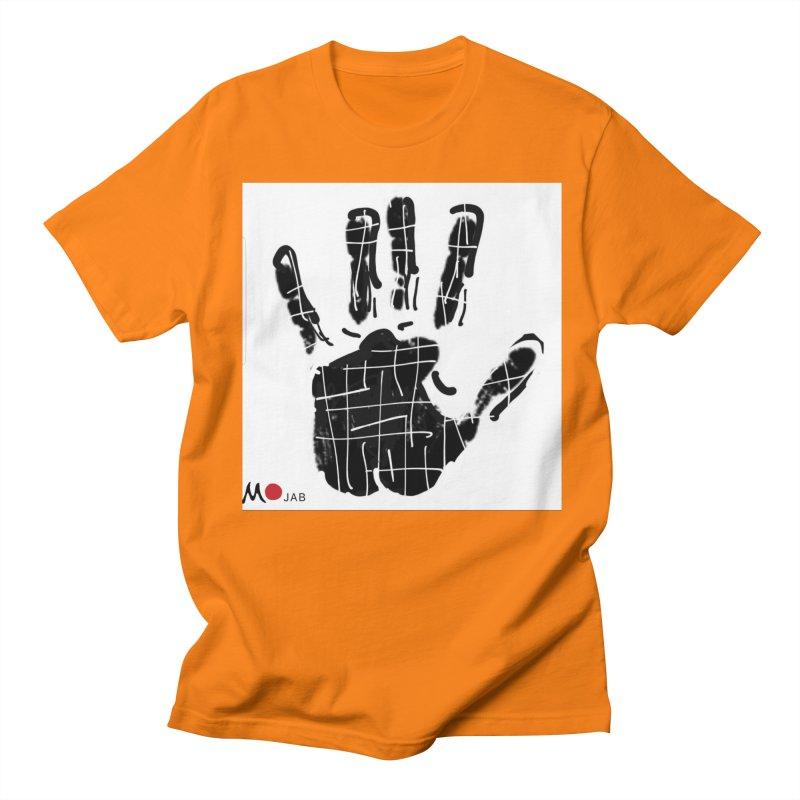 MO Jab Men's T-Shirt by Mozayic's Artist Shop