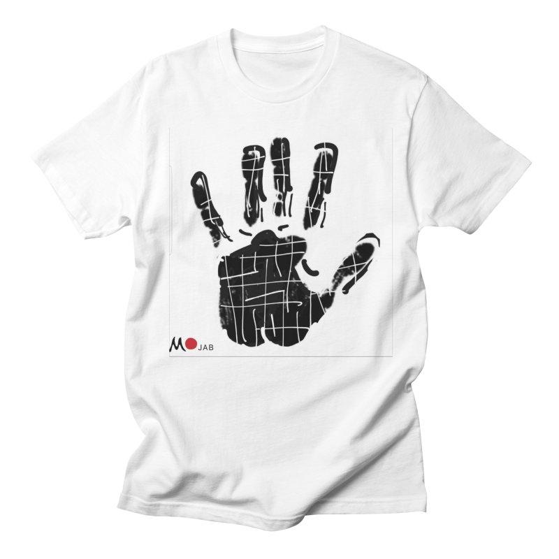 MO Jab Men's Regular T-Shirt by Mozayic's Artist Shop