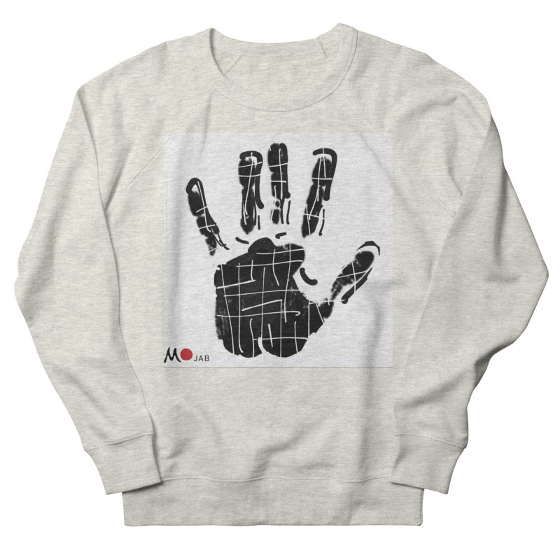 MO Jab Women's French Terry Sweatshirt by Mozayic's Artist Shop
