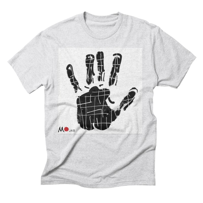 MO Jab Men's Triblend T-Shirt by Mozayic's Artist Shop
