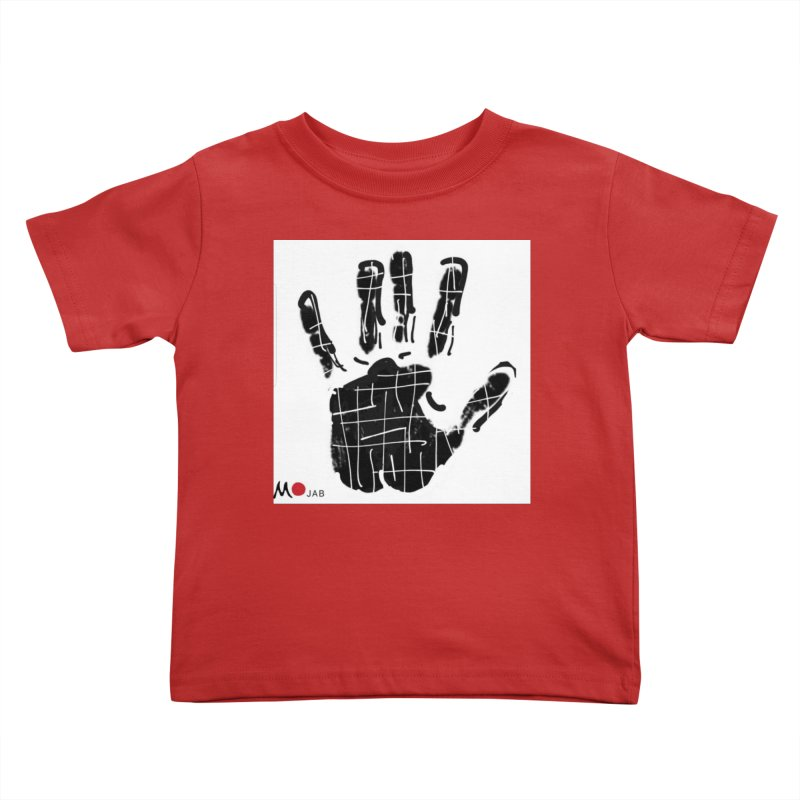 MO Jab Kids Toddler T-Shirt by Mozayic's Artist Shop