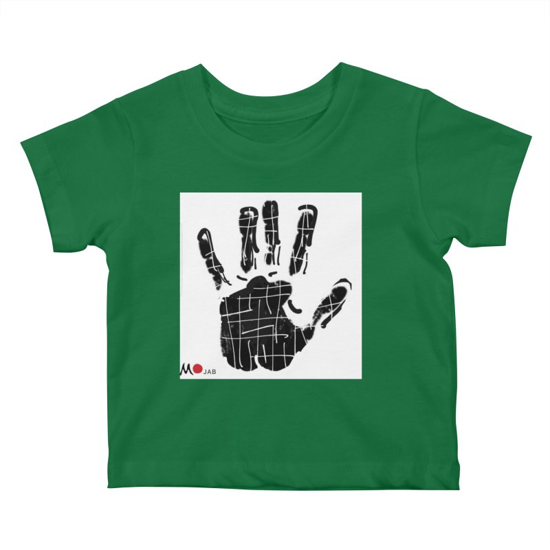 MO Jab Kids Baby T-Shirt by Mozayic's Artist Shop