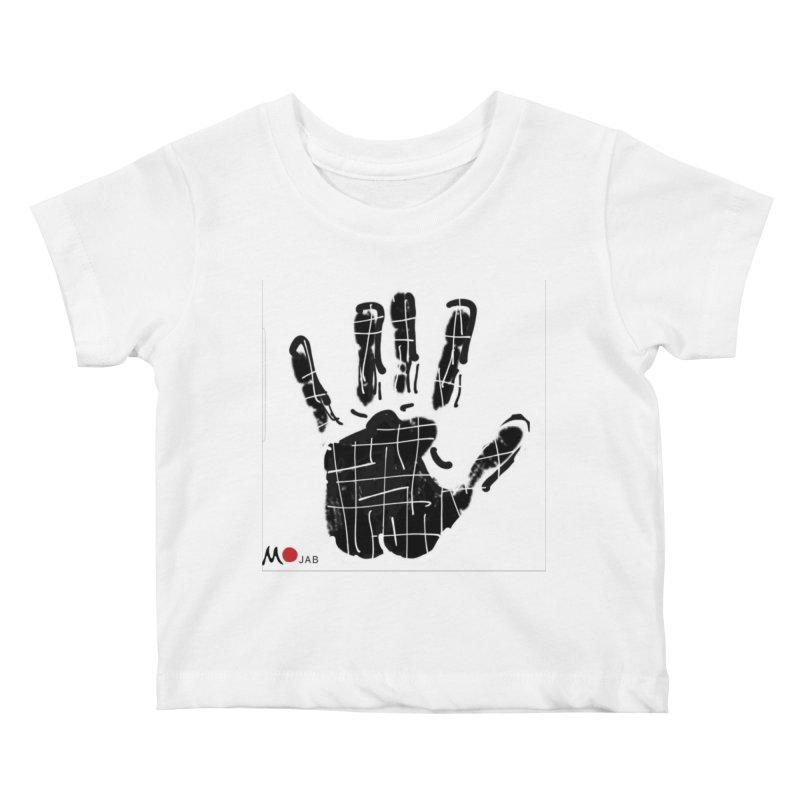 MO Jab Kids Baby T-Shirt by Mozayic's Artist Shop