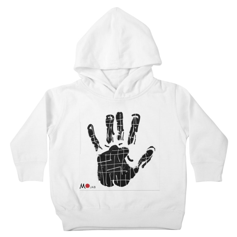 MO Jab Kids Toddler Pullover Hoody by Mozayic's Artist Shop