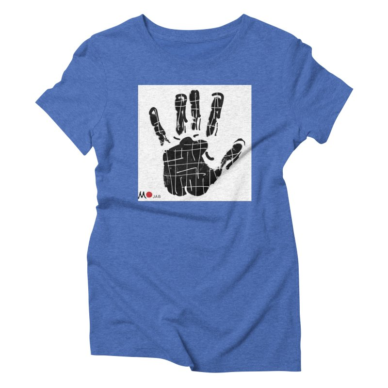 MO Jab Women's Triblend T-Shirt by Mozayic's Artist Shop