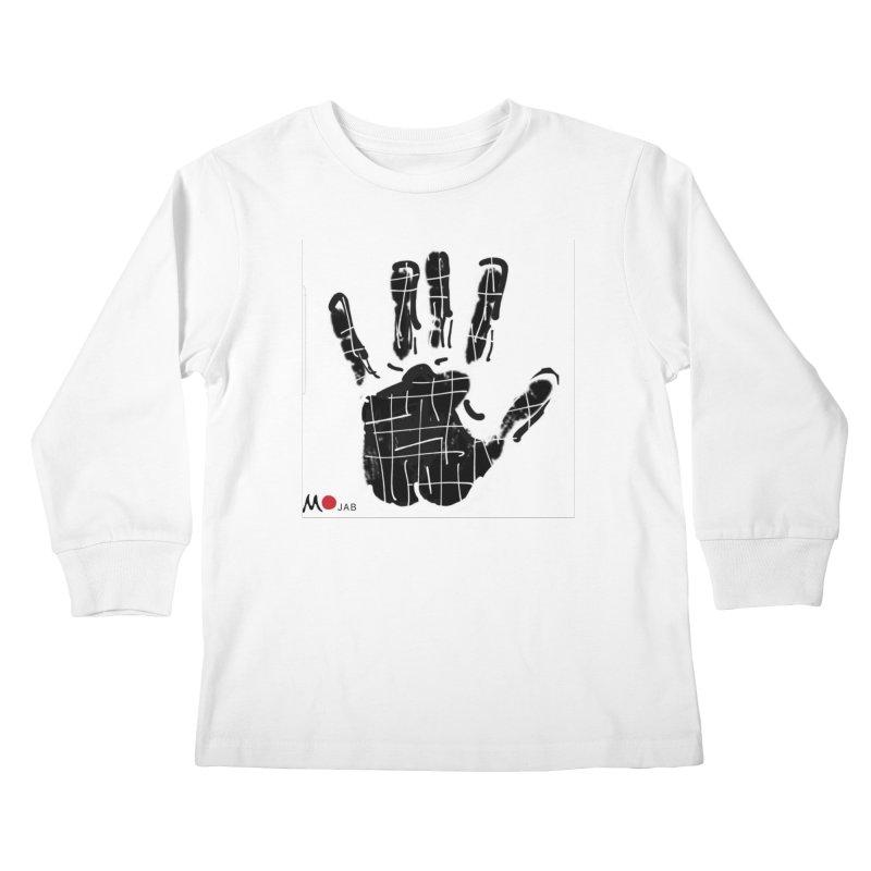 MO Jab Kids Longsleeve T-Shirt by Mozayic's Artist Shop