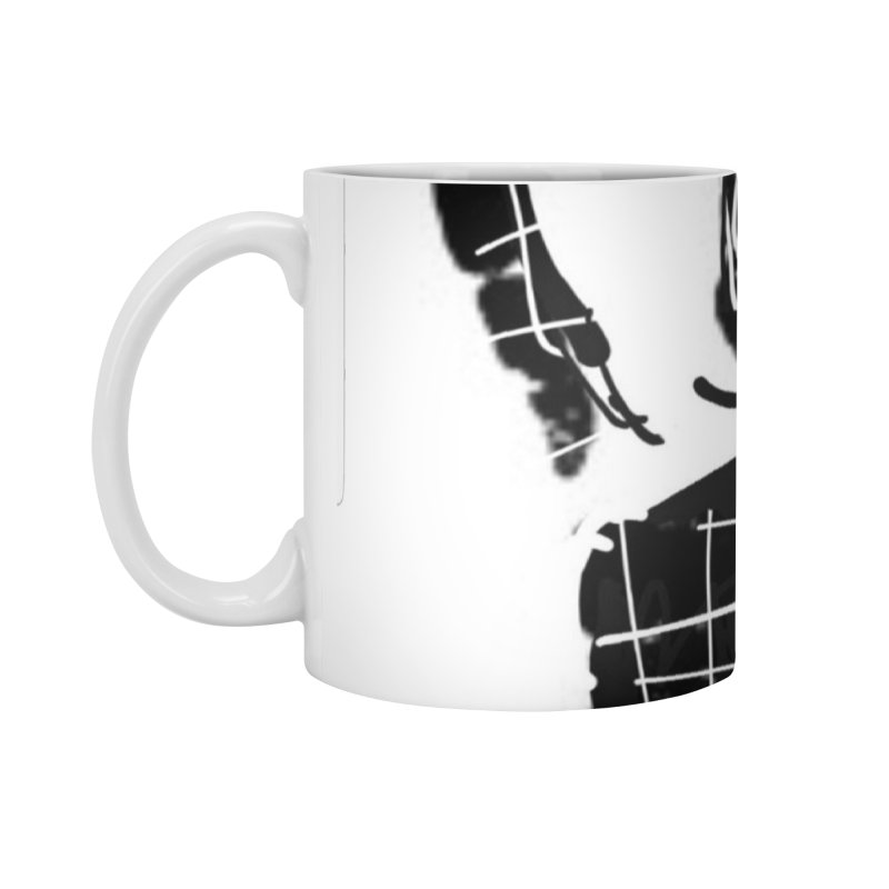 MO Jab Accessories Standard Mug by Mozayic's Artist Shop