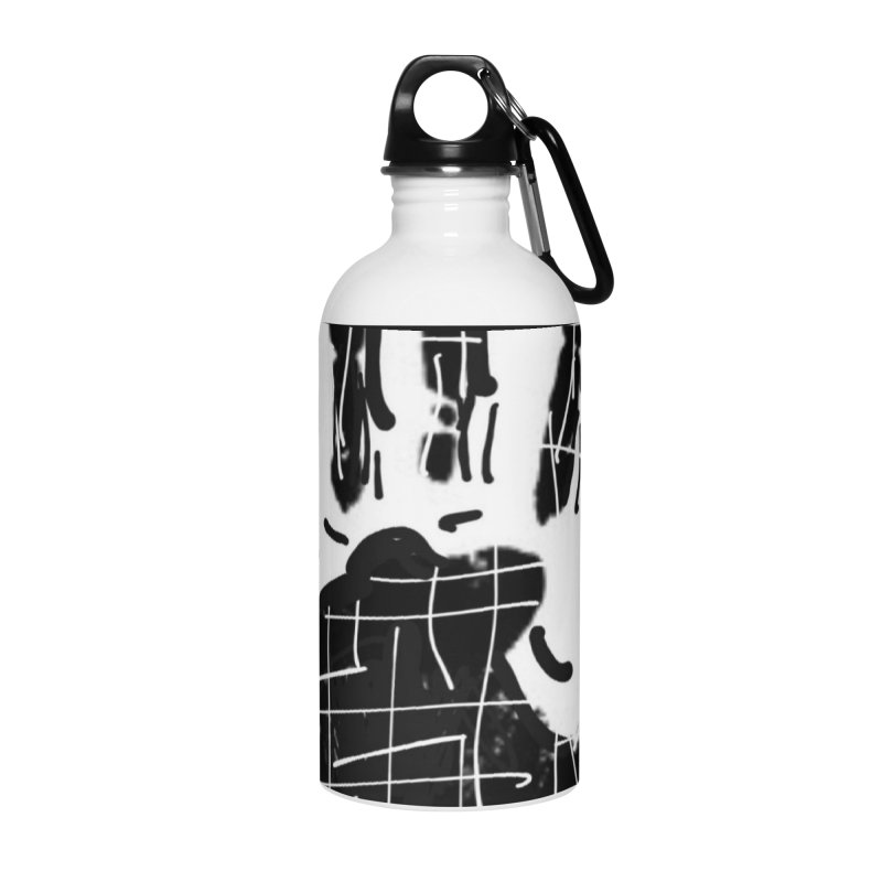 MO Jab Accessories Water Bottle by Mozayic's Artist Shop