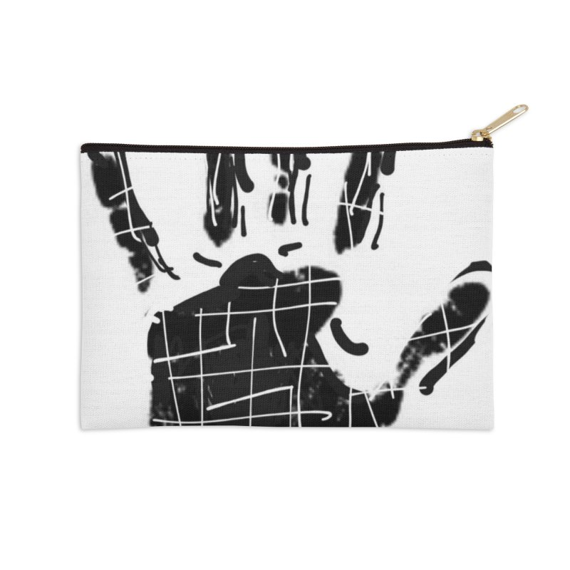 MO Jab Accessories Zip Pouch by Mozayic's Artist Shop