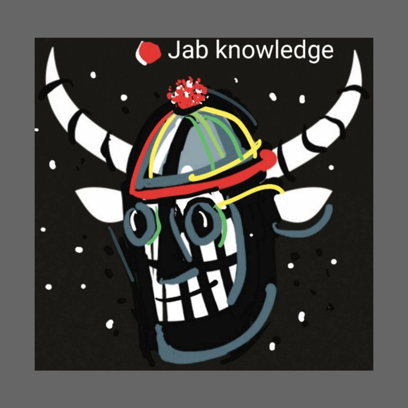 Jab knowledge Accessories Notebook by Mozayic's Artist Shop