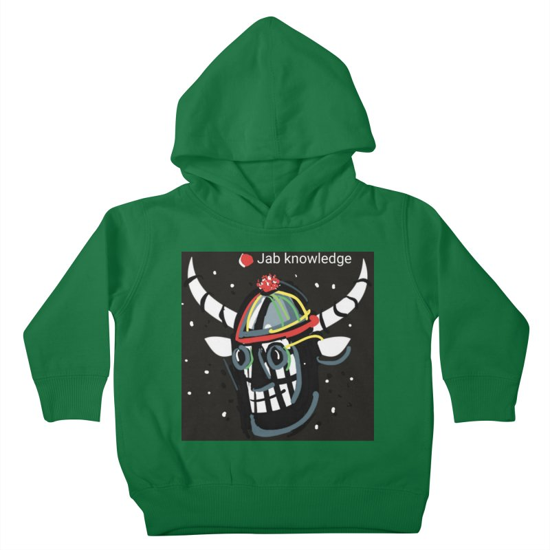 Jab knowledge Kids Toddler Pullover Hoody by Mozayic's Artist Shop