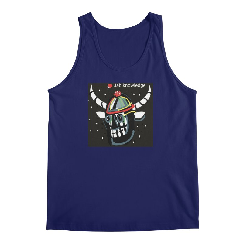 Jab knowledge Men's Regular Tank by Mozayic's Artist Shop
