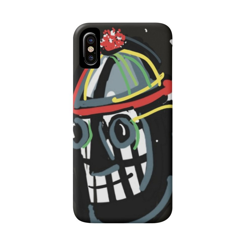 Jab knowledge Accessories Phone Case by Mozayic's Artist Shop