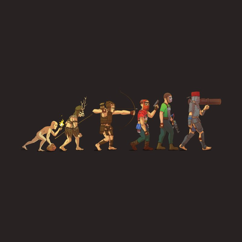 RUST EVOLUTION None  by MrGoose's AMAZEBALLS designs