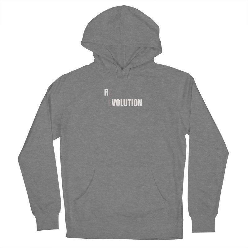 RE - EVOLUTION (Dark Shirts) Women's Pullover Hoody by Mr Tee's Artist Shop