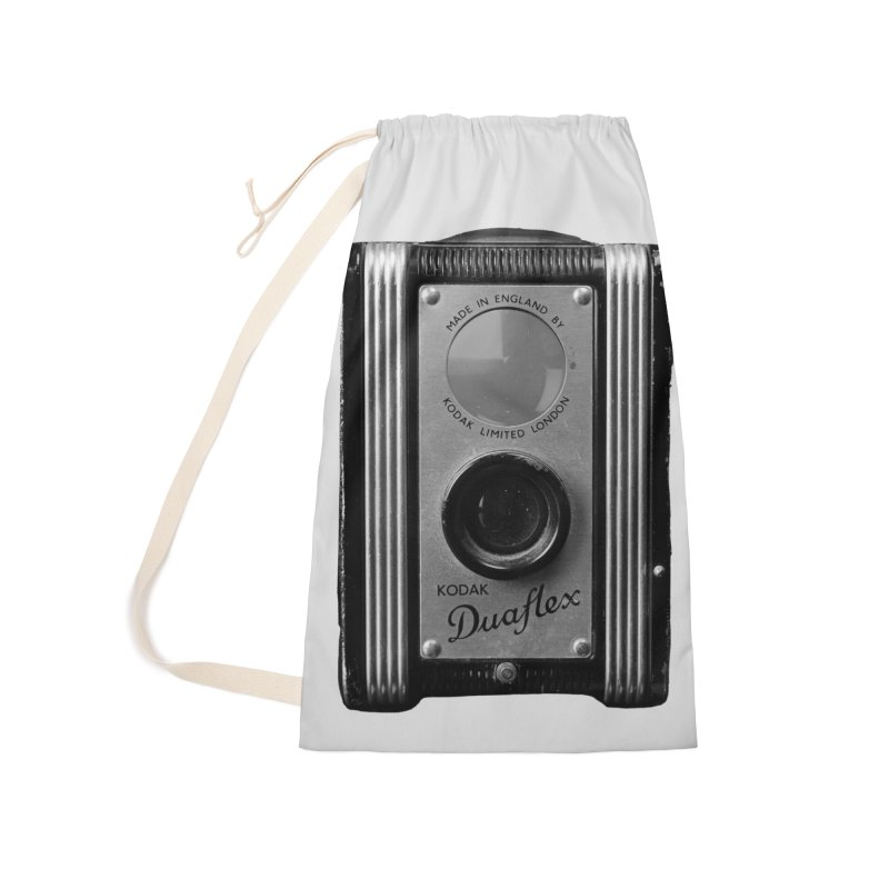 Vintage Camera Accessories Bag by Mrc's Artist Shop