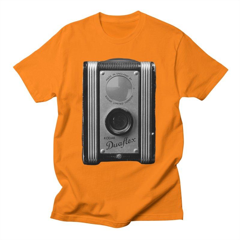 Vintage Camera Men's T-Shirt by Mrc's Artist Shop