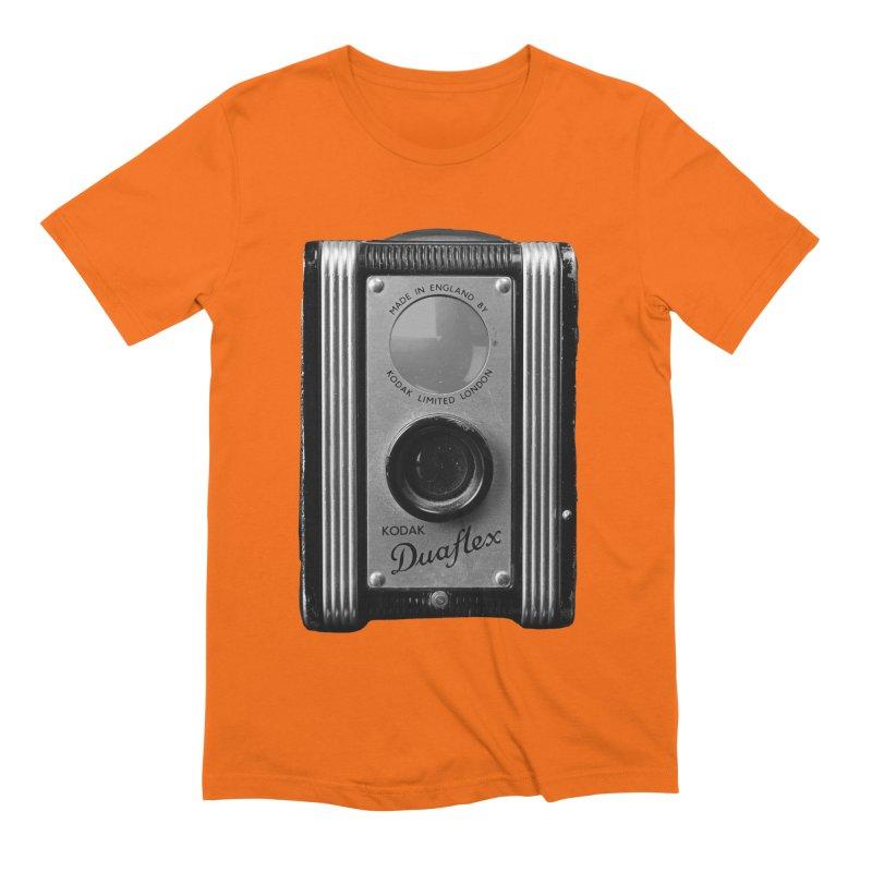 Vintage Camera Men's Extra Soft T-Shirt by Mrc's Artist Shop