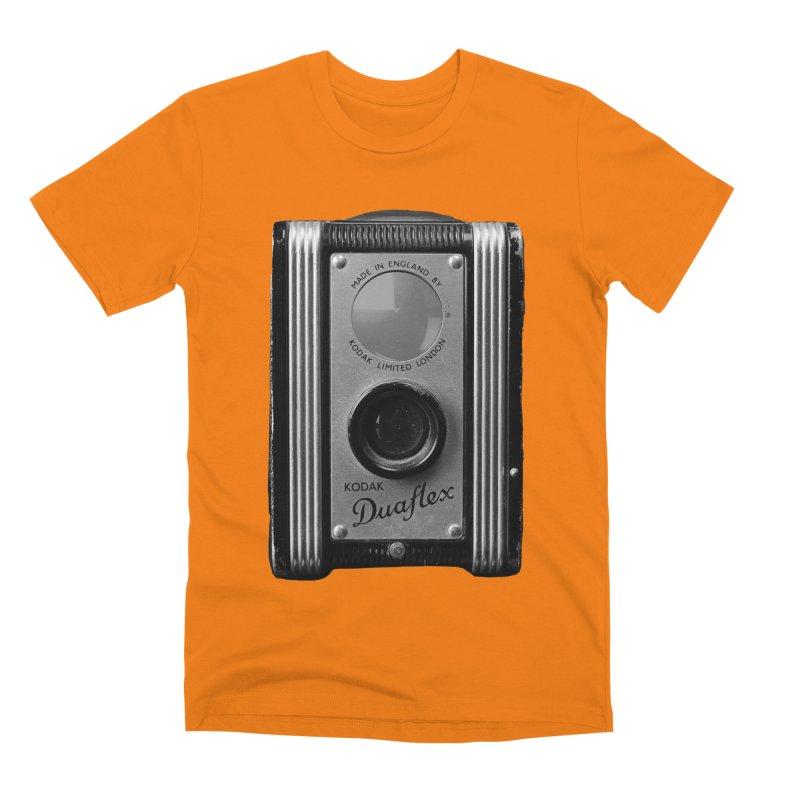 Vintage Camera Men's Premium T-Shirt by Mrc's Artist Shop