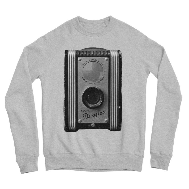 Vintage Camera Women's Sponge Fleece Sweatshirt by Mrc's Artist Shop