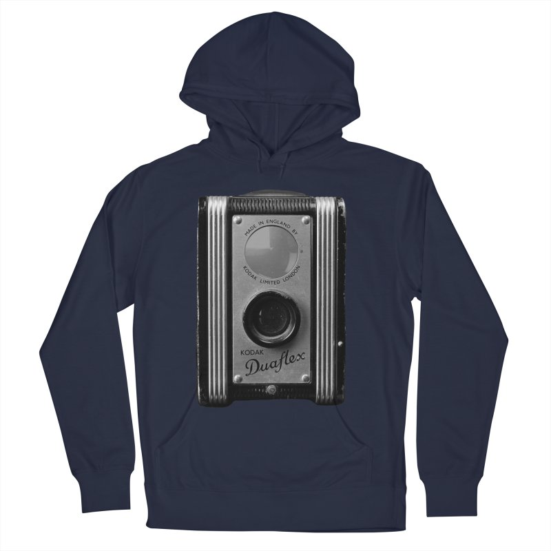 Vintage Camera Women's French Terry Pullover Hoody by Mrc's Artist Shop