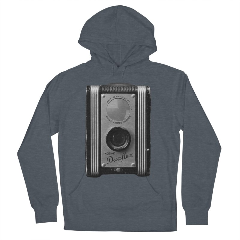 Vintage Camera Men's French Terry Pullover Hoody by Mrc's Artist Shop