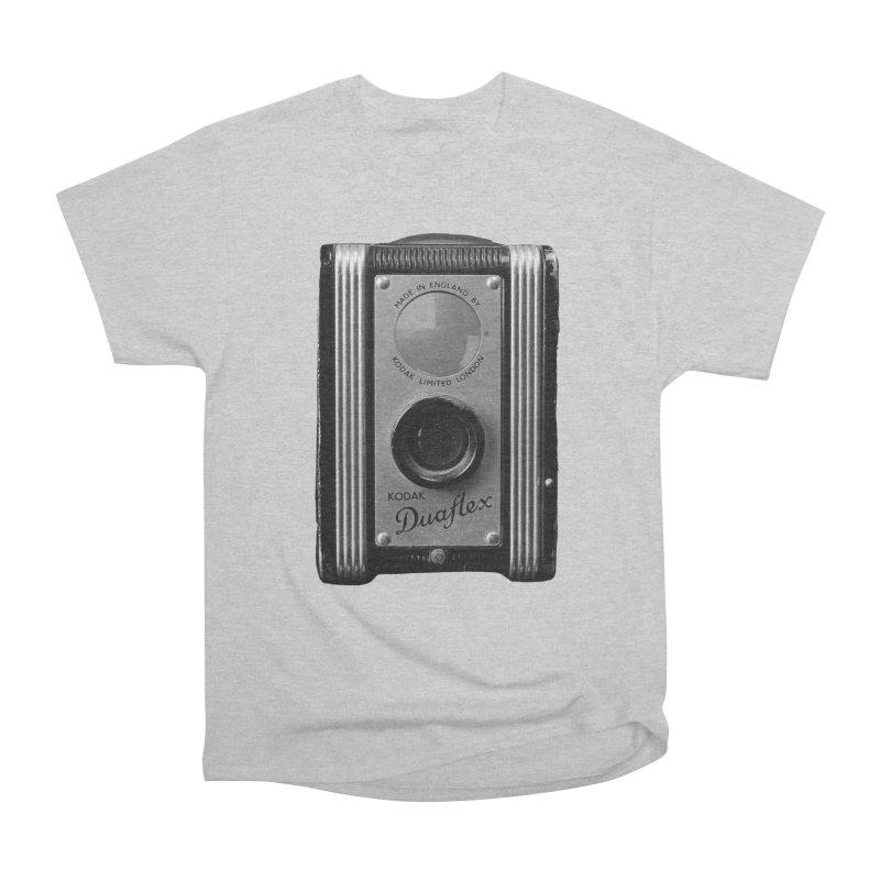 Vintage Camera Women's Heavyweight Unisex T-Shirt by Mrc's Artist Shop