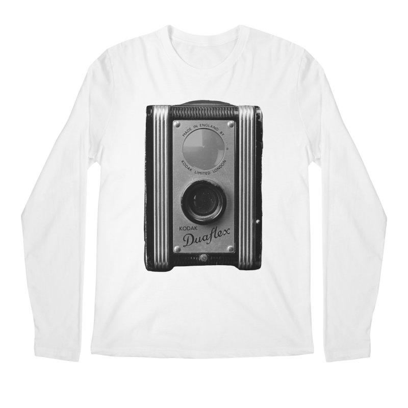 Vintage Camera Men's Regular Longsleeve T-Shirt by Mrc's Artist Shop