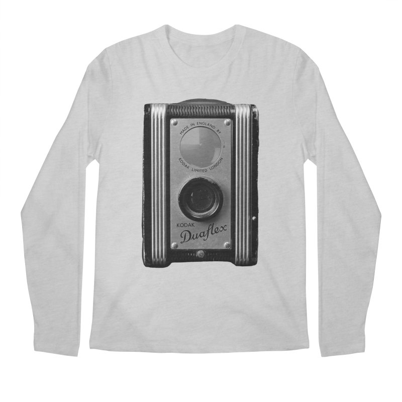 Vintage Camera Men's Regular Longsleeve T-Shirt by Mrc's Artist Shop