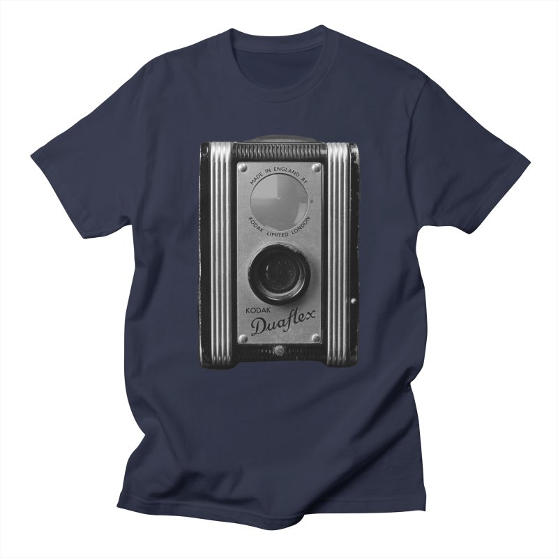 Vintage Camera Women's Regular Unisex T-Shirt by Mrc's Artist Shop