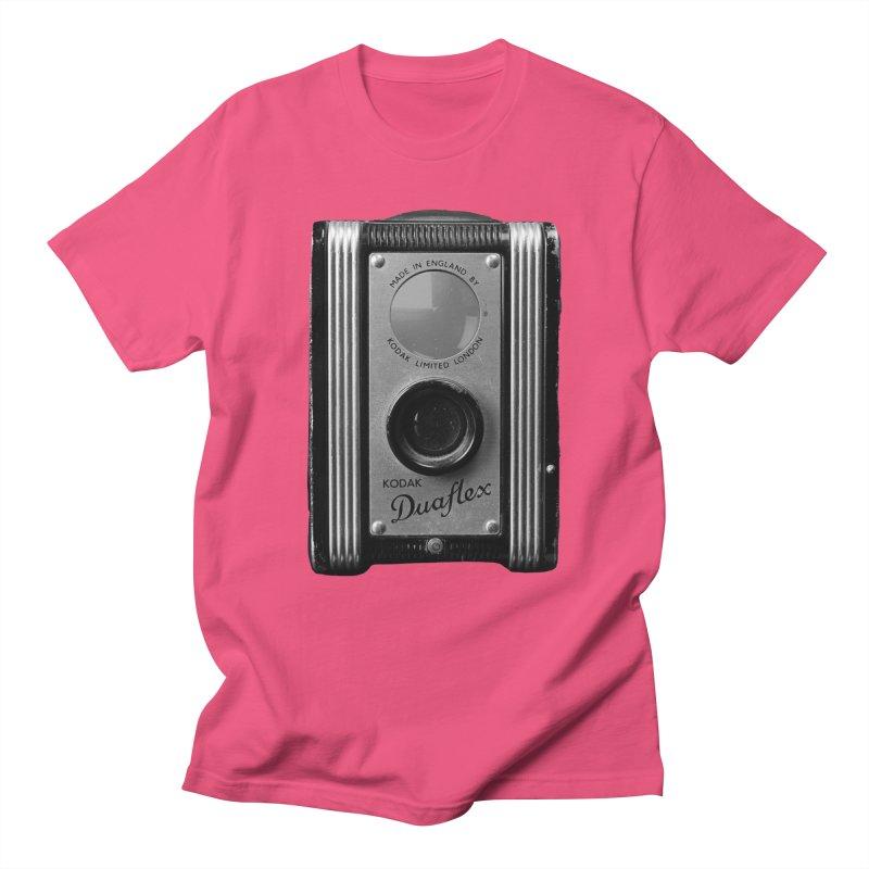 Vintage Camera Men's Regular T-Shirt by Mrc's Artist Shop