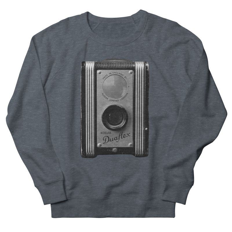 Vintage Camera Women's French Terry Sweatshirt by Mrc's Artist Shop