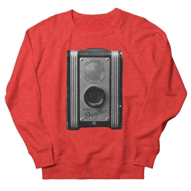 Vintage Camera Men's Sweatshirt by Mrc's Artist Shop