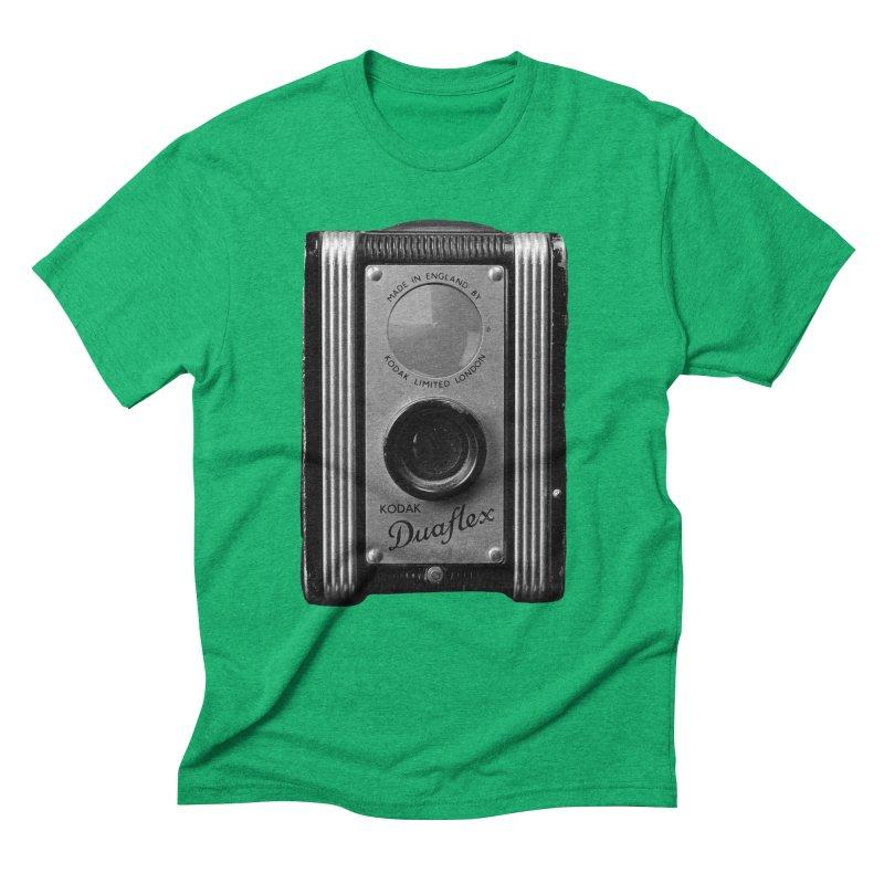 Vintage Camera Men's Triblend T-Shirt by Mrc's Artist Shop