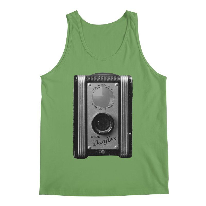 Vintage Camera Men's Tank by Mrc's Artist Shop