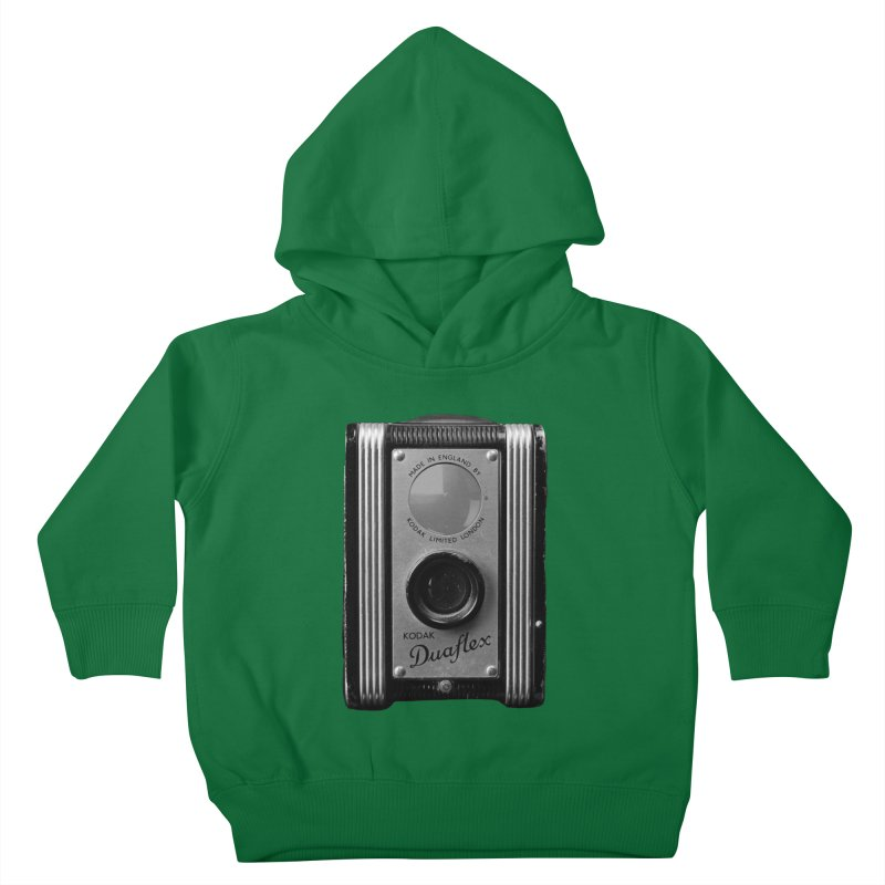 Vintage Camera Kids Toddler Pullover Hoody by Mrc's Artist Shop