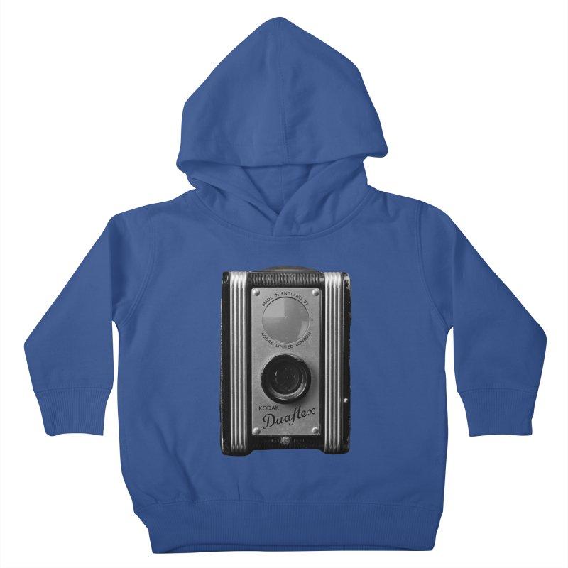 Vintage Camera Kids Toddler Pullover Hoody by Mrc's Artist Shop