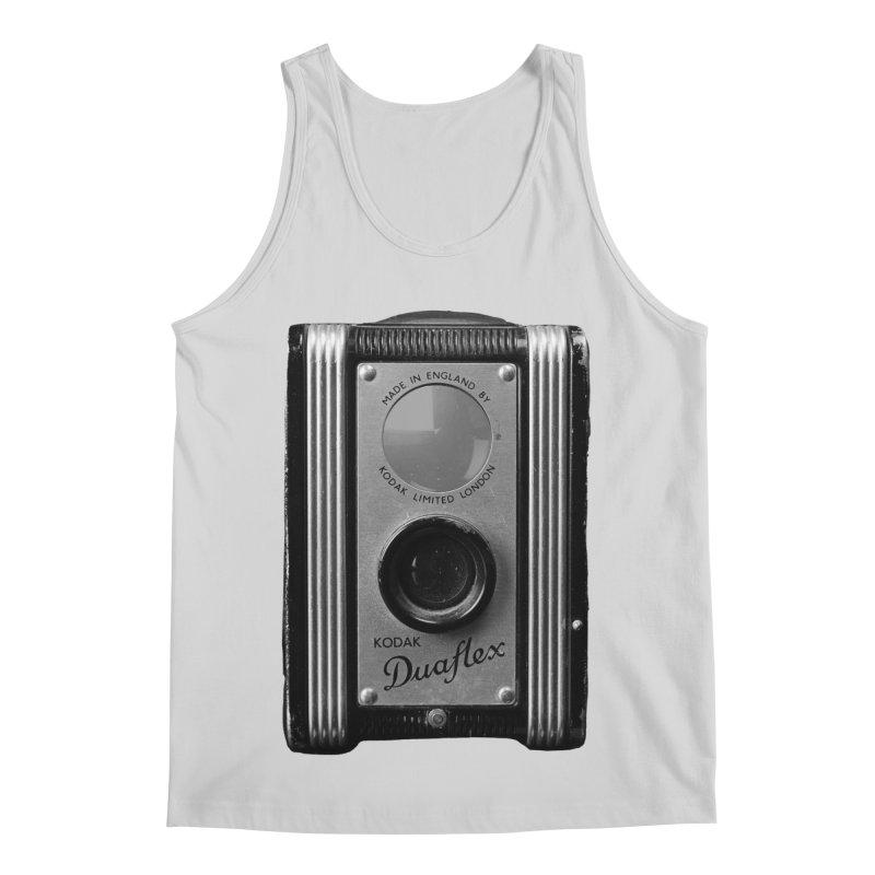 Vintage Camera Men's Regular Tank by Mrc's Artist Shop