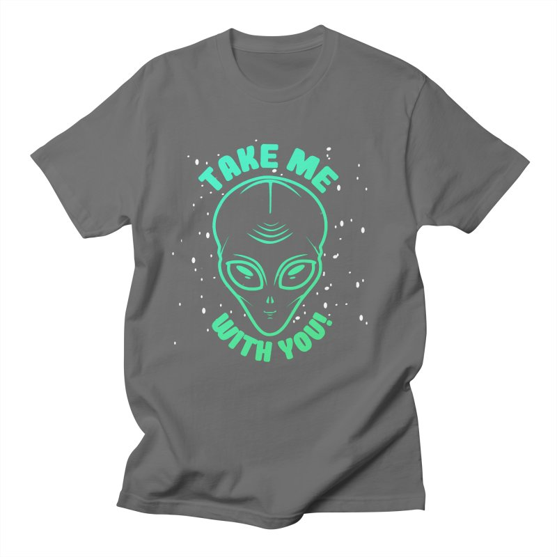 Take Me With You Women's T-Shirt by Mrc's Artist Shop