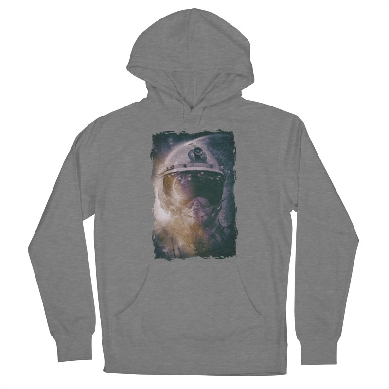 Different type of Astronut Women's Pullover Hoody by Mrc's Artist Shop