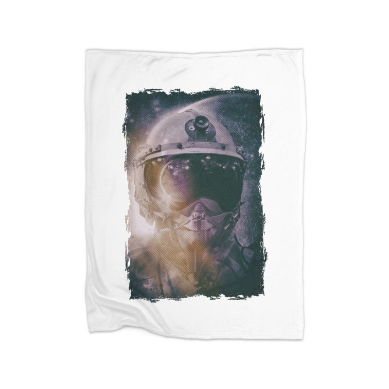 Different type of Astronut Home Blanket by Mrc's Artist Shop