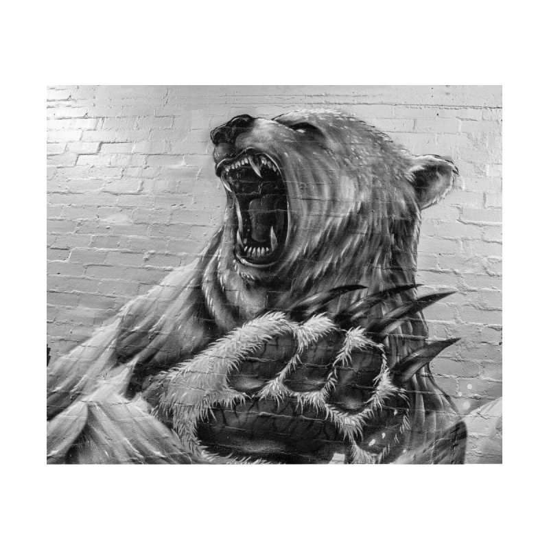 Roaring Bear Accessories Notebook by Mrc's Artist Shop