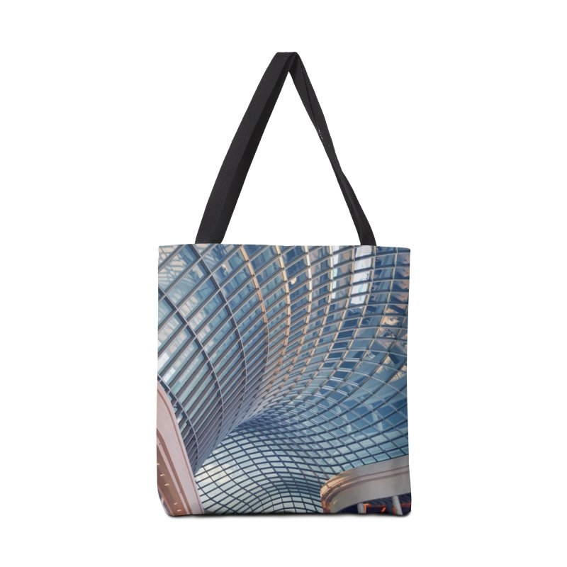 Abstract Architecture Roof Accessories Bag by Mrc's Artist Shop