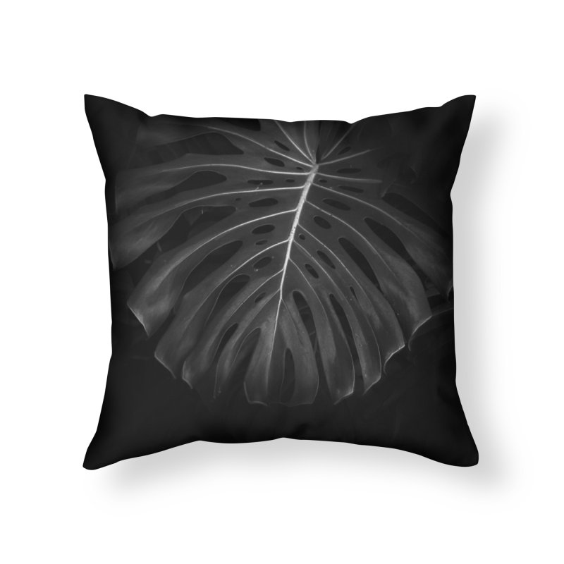 Branch Home Throw Pillow by Mrc's Artist Shop