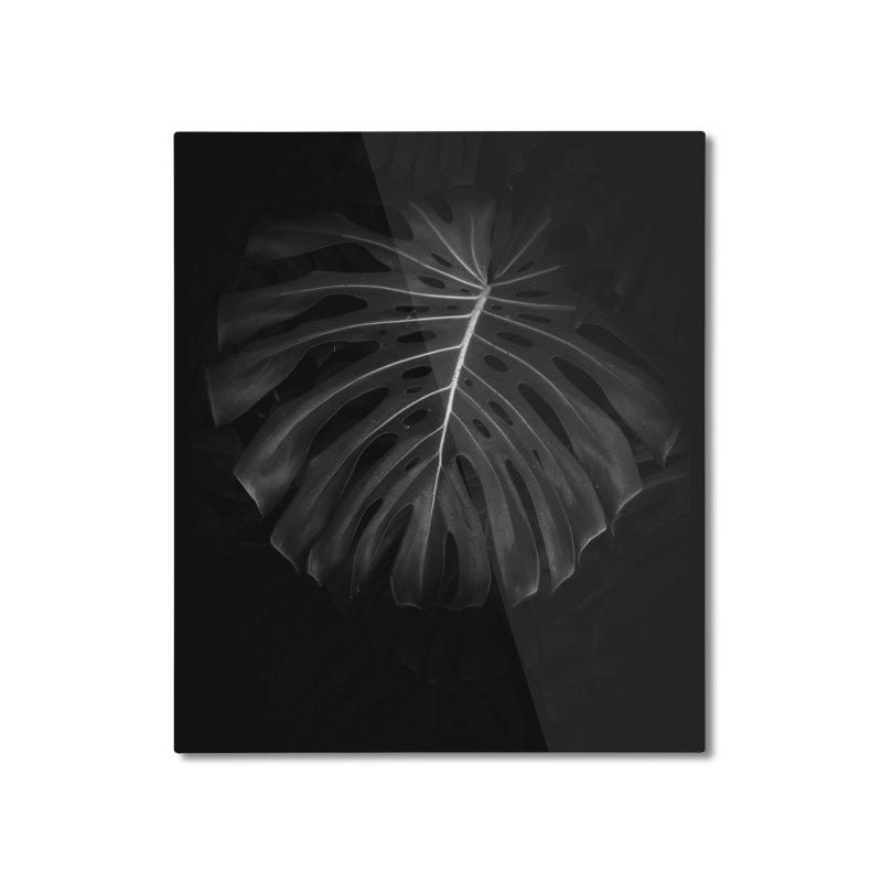 Branch Home Mounted Aluminum Print by Mrc's Artist Shop